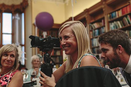 Ellen Jackson Wedding Videography