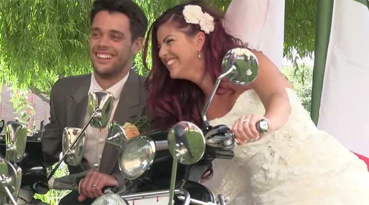 James & Victoria – The Highlights